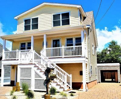 Point Pleasant Beach Single Family Home For Sale: 117 Philadelphia Avenue