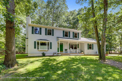 Single Family Home For Sale: 3 Holly Hill Drive