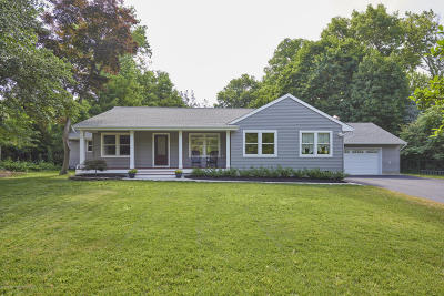 Middletown Single Family Home For Sale: 49 New Monmouth Road