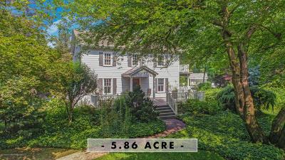 Ocean County Single Family Home For Sale: 120 Massachusetts Avenue