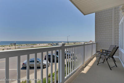 Bradley Beach Condo/Townhouse For Sale: 609 Ocean Avenue #8