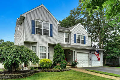 Waretown NJ Single Family Home Under Contract: $339,900