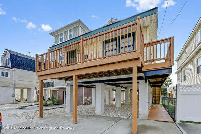 Atlantic Highlands, Highlands Single Family Home For Sale: 42 Barberie Avenue