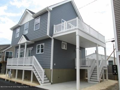 Lavallette Single Family Home For Sale: 161 W Beach Way