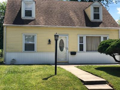 Neptune Township Single Family Home Under Contract: 1810 Milton Avenue