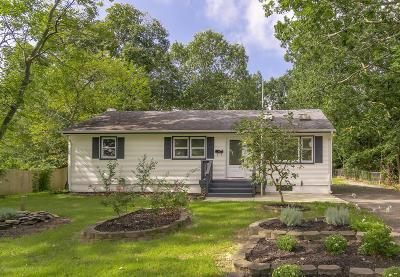 Brick Single Family Home For Sale: 1653 Tilford Boulevard