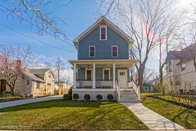 Asbury Park Single Family Home For Sale: 1112 Asbury Avenue