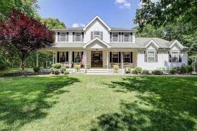 Howell Single Family Home For Sale: 9 Amanda Lane