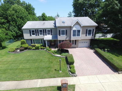 Hazlet Single Family Home For Sale: 8 Rothbard Road