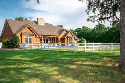 Monmouth County Farm For Sale: 671 Fort Plains Road