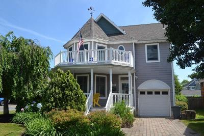 Avon-by-the-sea, Belmar, Bradley Beach, Brielle, Manasquan, Spring Lake, Spring Lake Heights Single Family Home For Sale: 384 Pine Avenue