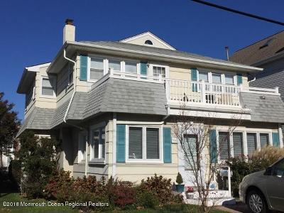 Avon-by-the-sea, Belmar, Bradley Beach, Brielle, Manasquan, Spring Lake, Spring Lake Heights Single Family Home For Sale: 560 Perch Avenue