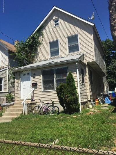 Long Branch Single Family Home For Sale: 139 Central Avenue
