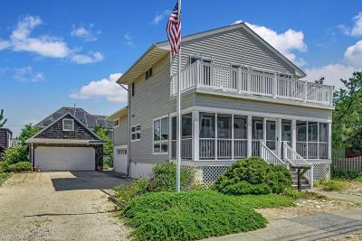 Seaside Park Single Family Home For Sale: 10 E Street