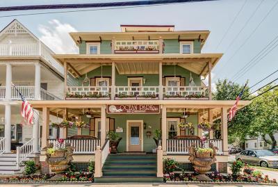Ocean Grove NJ Single Family Home For Sale: $1,199,000