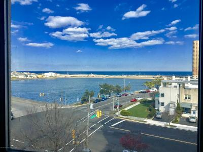 Asbury Park Condo/Townhouse Sold: 400 Deal Lake Drive #4J