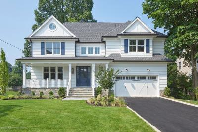 Rumson Single Family Home Under Contract: 60 Lennox Avenue