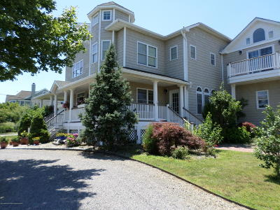 Long Branch, Monmouth Beach, Oceanport Single Family Home For Sale: 62 Monmouth Parkway