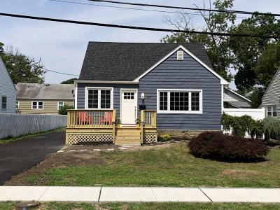 Ocean Twp Single Family Home Under Contract: 1317 Opdyke Avenue