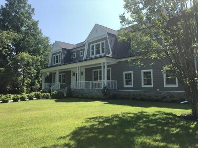 Rumson Single Family Home For Sale: 6 Pond Road