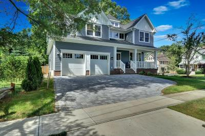 Avon-by-the-sea, Belmar, Bradley Beach, Brielle, Manasquan, Spring Lake, Spring Lake Heights Single Family Home Under Contract: 7 Morris Avenue