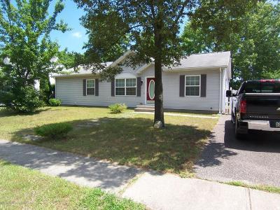 Brick Single Family Home For Sale: 12 Tilton Road