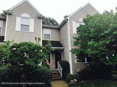Condo/Townhouse Under Contract: 2504 Strawberry Patch Court
