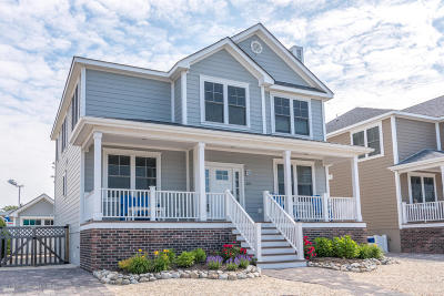 Barnegat Light, Beach Haven, Beach Haven Borough, Harvey Cedars, Long Beach, Long Beach Twp, Ship Bottom, Surf City Single Family Home For Sale: 227 4th Street
