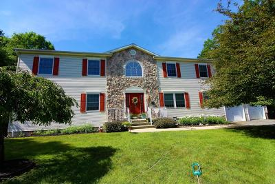 Howell Single Family Home For Sale: 186 Arnold Boulevard