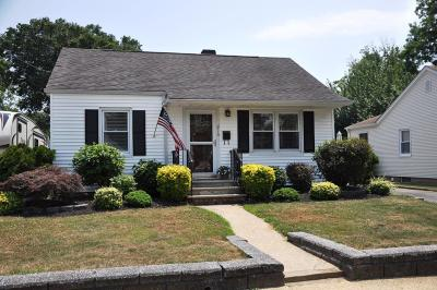 Red Bank Single Family Home Under Contract: 916 Park Place