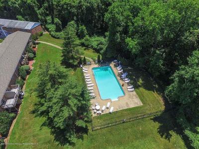 Atlantic Highlands Condo/Townhouse For Sale: 96 East Avenue #51