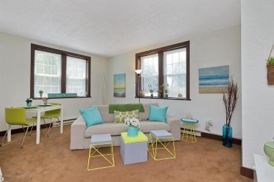 Red Bank Condo/Townhouse Under Contract: 17-19 Leroy Place #1E