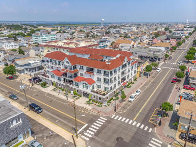 Seaside Heights Condo/Townhouse For Sale: 1 Boulevard Boulevard #B2
