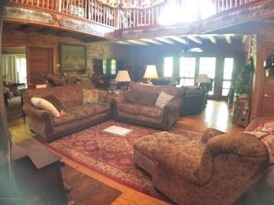 Jackson Single Family Home For Sale: 245 High Bridge Road
