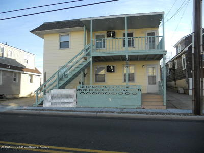 Seaside Heights Multi Family Home For Sale: 1215 Ocean Terrace