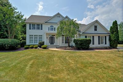 Holmdel Single Family Home For Sale: 5 Dimisa Drive