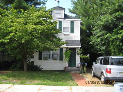 Long Branch Multi Family Home For Sale: 553 High Street