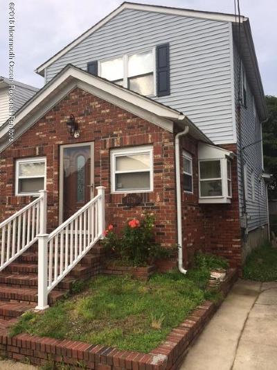 Belmar, Belmar Boro, Lake Como Single Family Home For Sale: 1726 Melrose Avenue