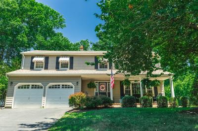 Red Bank Single Family Home For Sale: 55 Tulip Lane
