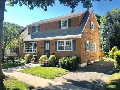 Avon-by-the-sea, Belmar, Bradley Beach, Brielle, Manasquan, Spring Lake, Spring Lake Heights Single Family Home Under Contract: 319 Tuttle Avenue