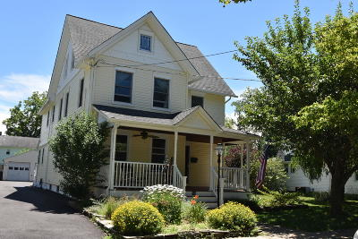 Manasquan Single Family Home For Sale: 66 Parker Avenue