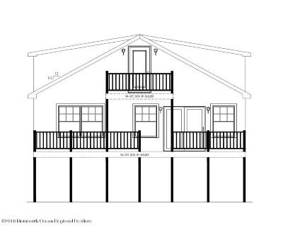 Lavallette Single Family Home Under Contract: 214 Ocean Bay Boulevard
