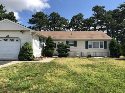 Hc West Adult Community For Sale: 22 Palermo Court