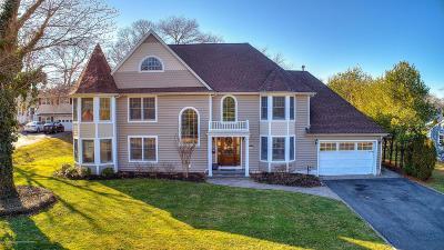 Sea Girt Single Family Home For Sale: 2123 Butternut Road