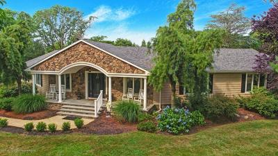 Colts Neck Single Family Home For Sale: 48 Lakeside Avenue
