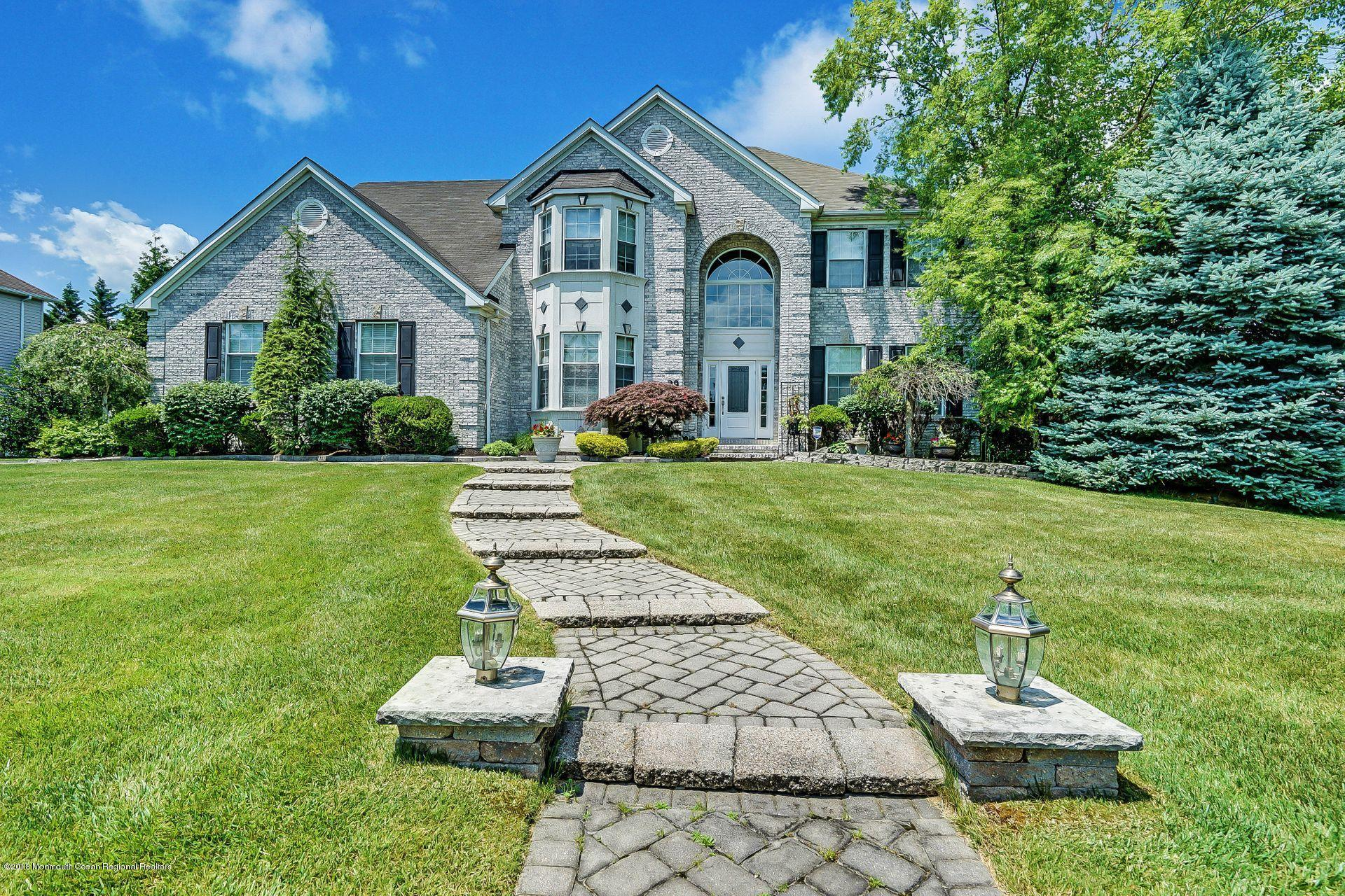 4 bed / 2 full, 1 partial baths Home in Ocean Twp for $759,900