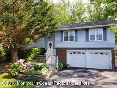 Aberdeen, Matawan Single Family Home For Sale: 231 Victoria Court