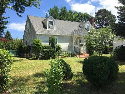 Long Branch Single Family Home For Sale: 799 Van Court Avenue