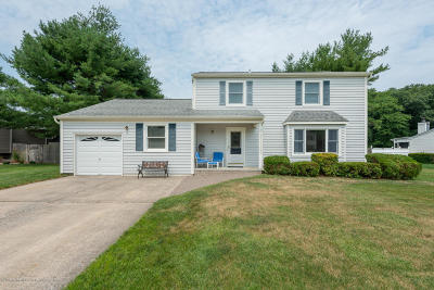 Middletown Single Family Home For Sale: 7 Snyder Drive