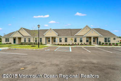 Monmouth County Adult Community For Sale: 201 E Florence Circle
